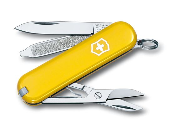 Picture of Victorinox Classic Yellow