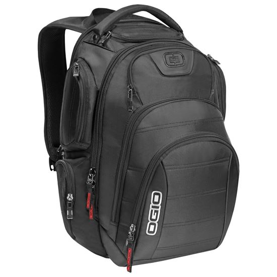 Picture of Ogio Gambit 17 Black - 12 interest free installments