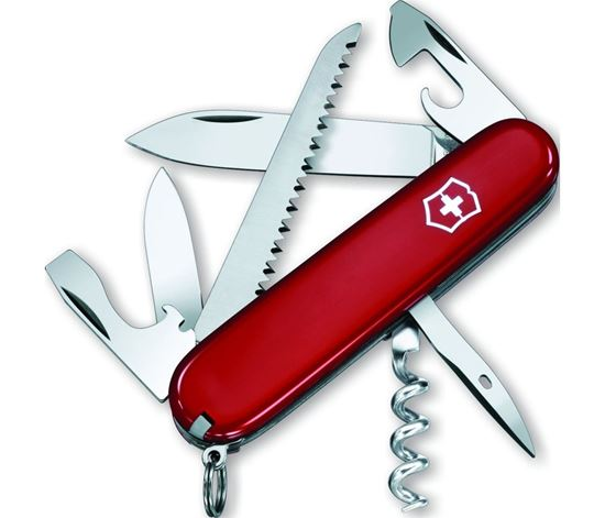 Picture of Victorinox Camper Red