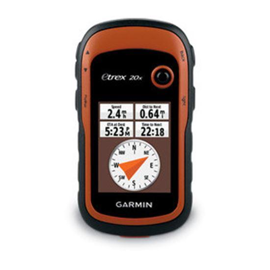 Picture of Garmin eTrex 20x TopoDrive (12 άτοκες δόσεις)