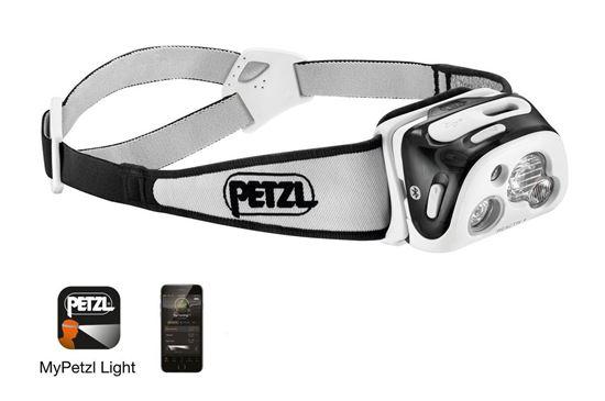 Picture of Petzl Reactik+ Noire - 6 interest free installments