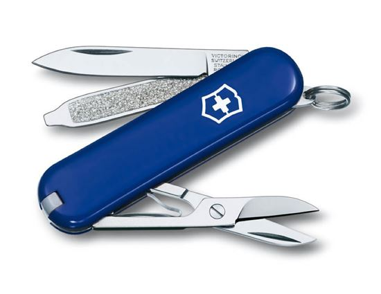 Picture of Victorinox Classic Blue