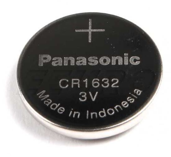 Picture of Panasonic Lithium Cell CR1632