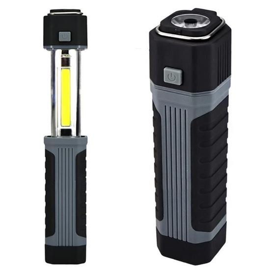 Picture of Flashlight F-108 Grey