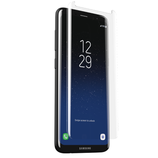 Picture of ZAGG InvisibleShield Glass Contour for Galaxy S8 Plus