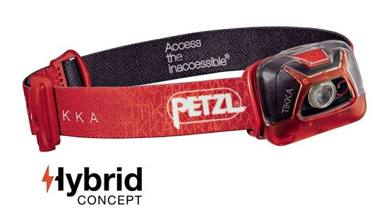 Picture of Petzl Tikka Red 2017 Edition 200 Lumens