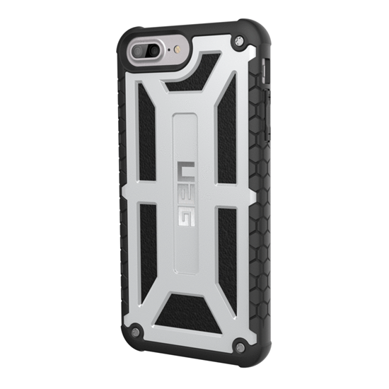 size 40 d33a6 3cfee Action Country-UAG Monarch Platinum Case for iPhone 8/7/6/6s Plus