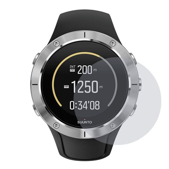 Picture of OEM Glass Screen Protector for Suunto Spartan Trainer