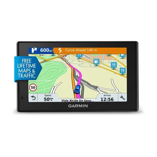 Action Country Garmin Drivesmart 51 Lmt S Europe 12 Interest