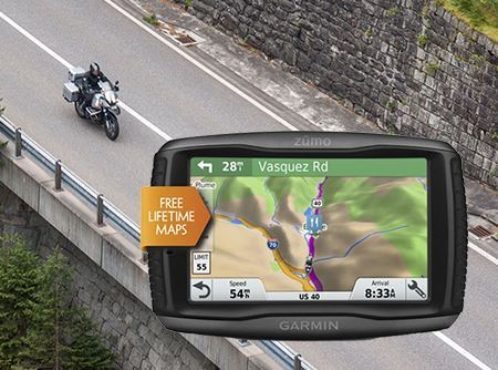 Picture for category Moto GPS