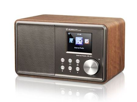 Picture for category Internet Radios