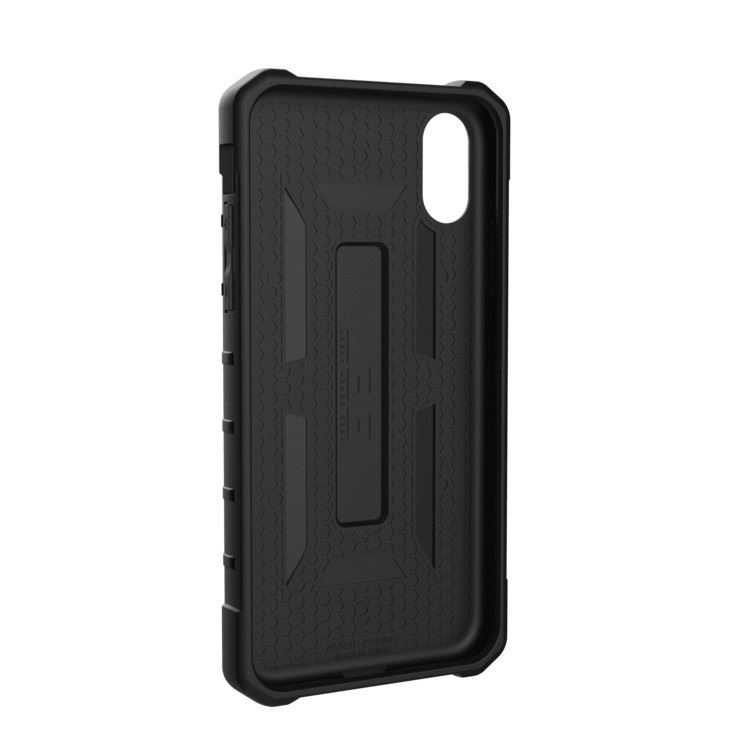 timeless design d3bb4 66d9c Action Country-UAG Pathfinder Black Case for iPhone XR