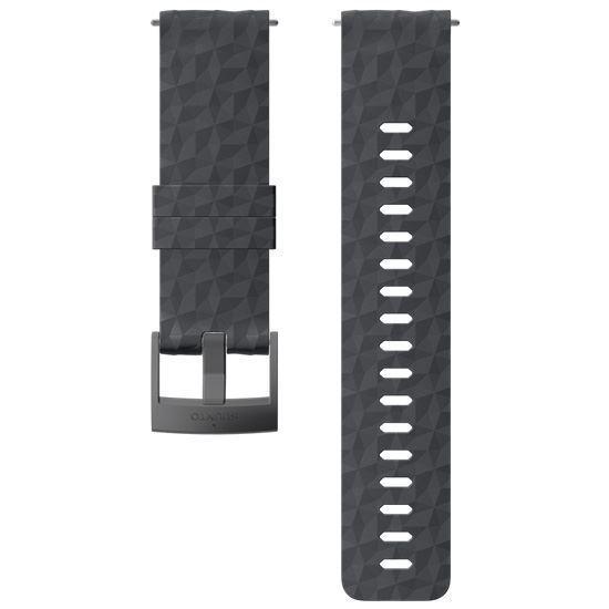 Picture of Suunto 24mm Explore 1 Silicone Strap Graphite Gray (Medium)
