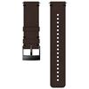 Picture of Suunto 24mm Urban 2 Leather Strap Brown Black (Medium)