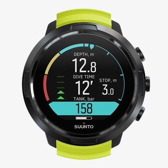 Picture of Suunto D5 Lime - 24 interest free installments
