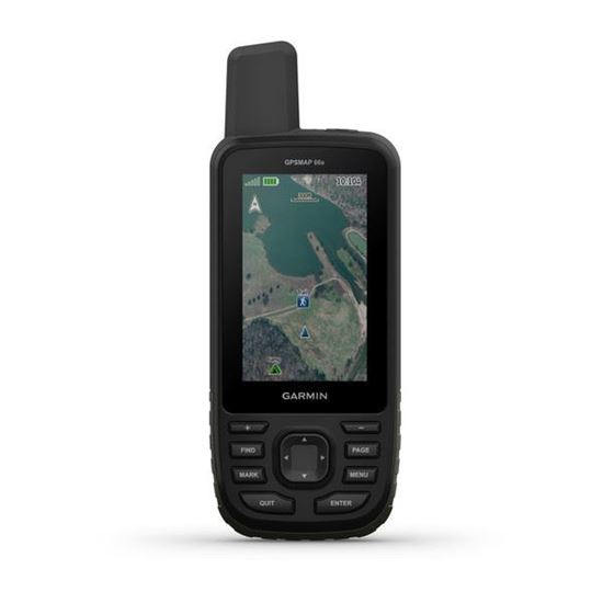 Picture of Garmin GPSMAP 66s TopoDrive & BirdsEye  - 12 interest free installments