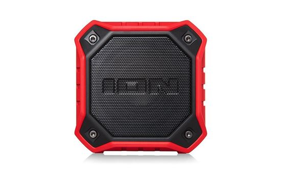 Picture of ION Dunk Red Bluetooth Speaker