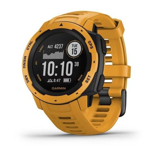 Picture of Garmin Instinct Sunburst - 12 άτοκες δόσεις