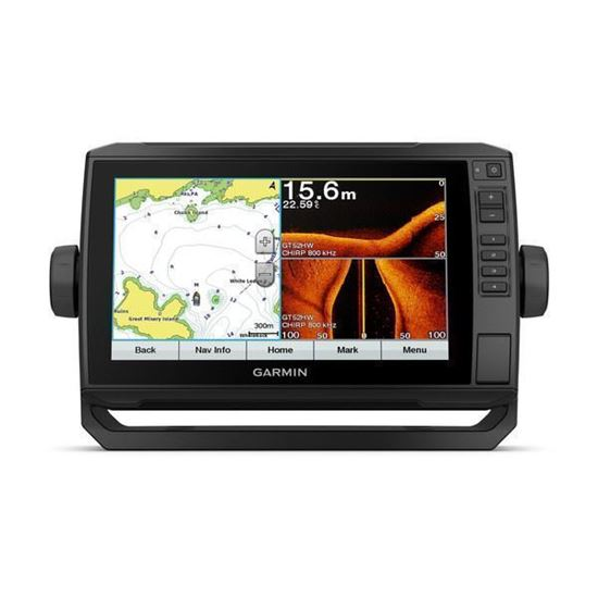 Picture of Garmin echoMAP Plus 92sv + G3 Greece Map + Transducer GT52- 12 interest free installments