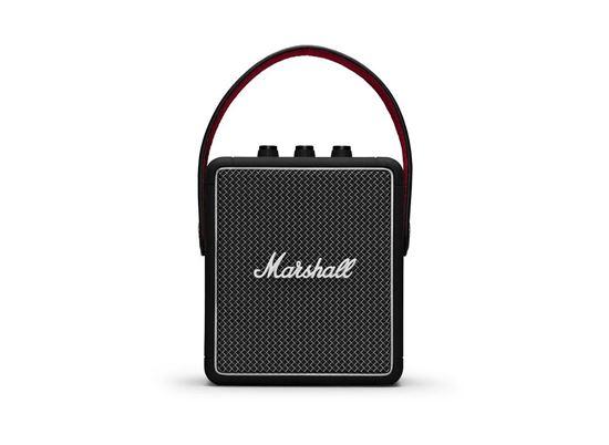 Picture of Marshall Stockwell II Black Bluetooth Speaker