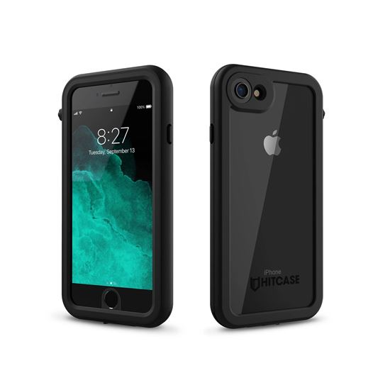 Action Country-Hitcase Splash Black Case for iPhone 8/7