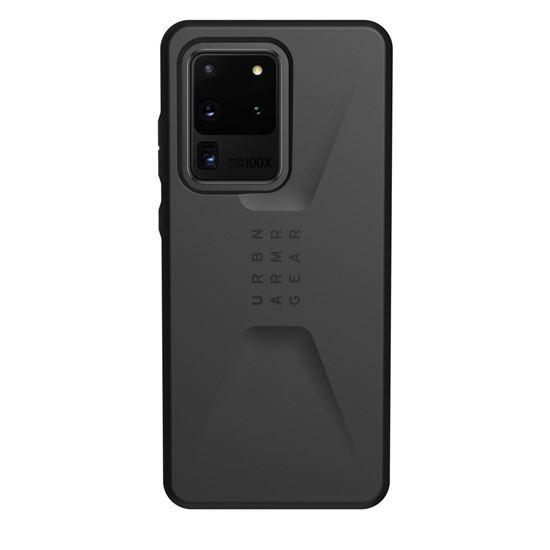 Picture of UAG Civilian Black θήκη για Galaxy S20 Ultra
