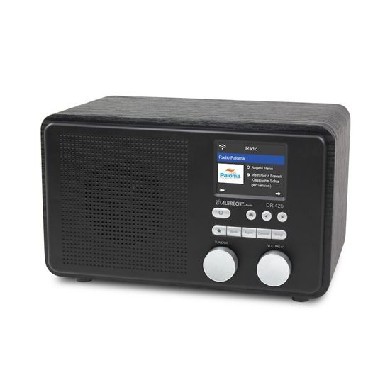 Picture of Albrecht DR 425 Internet Radio - 6 άτοκες δόσεις