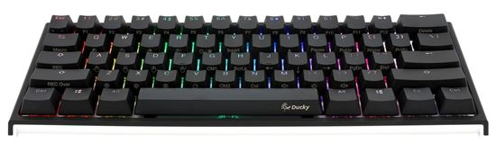 Picture of Ducky One 2 Mini RGB Cherry Mx Silver - 6 interest free installments