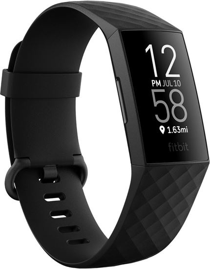 Picture of Fitbit Charge 4 Black- 12 interest free installments