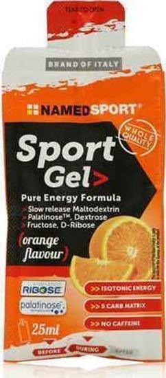 Picture of NamedSport Sport Gel Orange 25ml