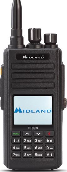 Picture of Midland CT 990 EB 3600mAh + Long antenna - 12 interest free installments